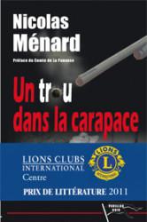 UN TROU DANS LA CARAPACE Epub - N. MÉNARD