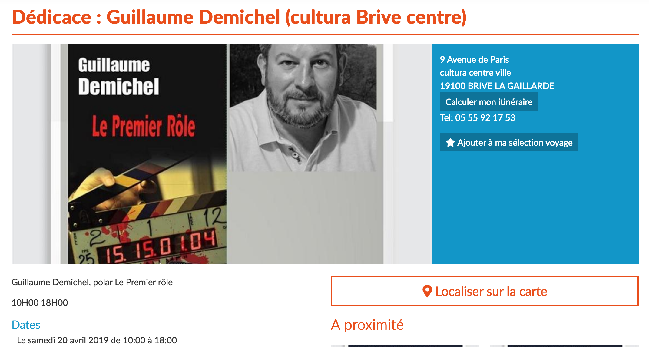 Office tourisme Brive